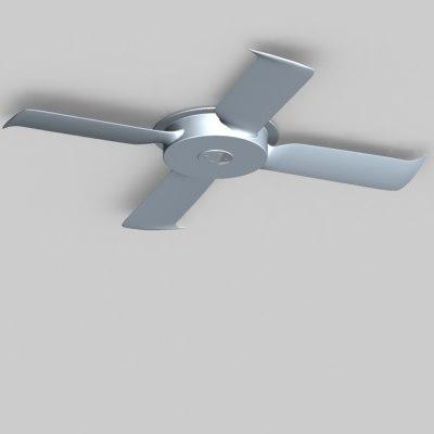 ceiling fan 3ds