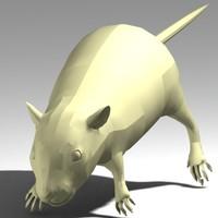 animation 3d model