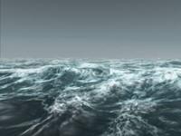 ocean shaders 3d model