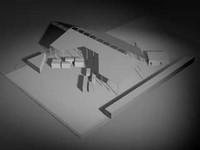 3d model market warehouse