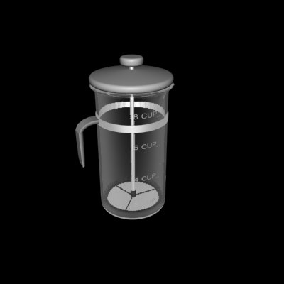 coffee plunger pot max