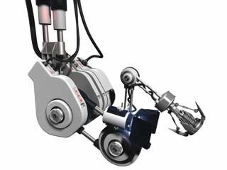 mechanical arm 3d model