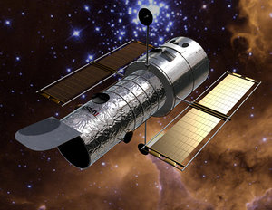 3d hubble space telescope
