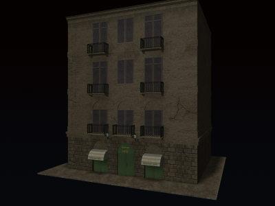 max italian building
