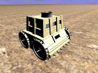3d war machine fu