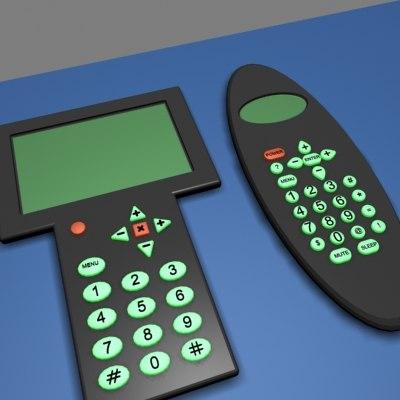 max remote control