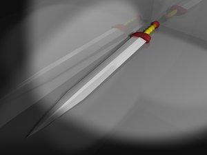 free lwo mode gladius blade