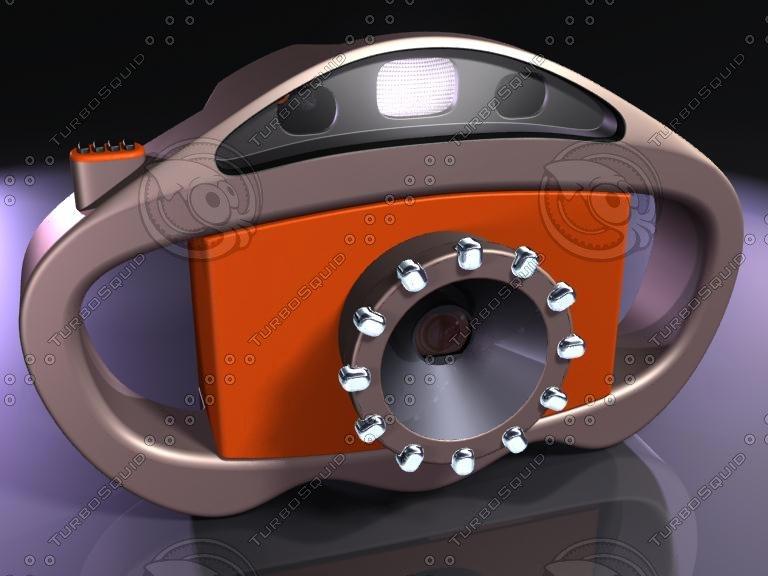 camera 3ds