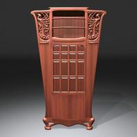 cabinetcabinet3ds.zip