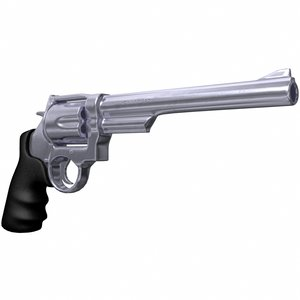 lightwave 357 magnum revolver