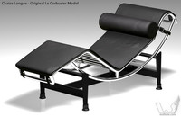 cinema4d chaise longue