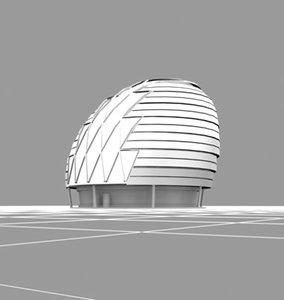 3d city london energy model