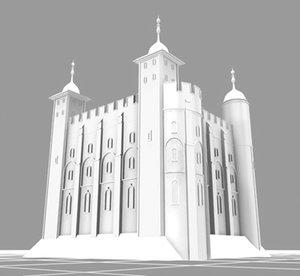 3d tower london prison
