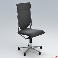 chair office dxf free