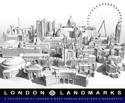 landmarks buildings museum palace 3d model