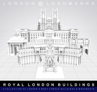 buildings monuments royal landmarks 3d model