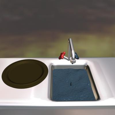 maya water kitchen