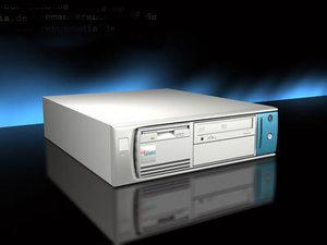 desktop computer 3d max