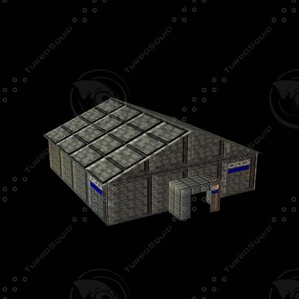 3d sci structure