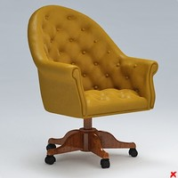 Armchair swivel010.ZIP