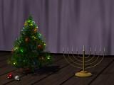 3d holiday lighting