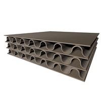 cardboard packaging 3d dxf