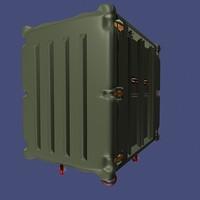 case wheels 3d model
