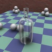3dsmax glass jug