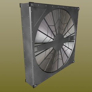 3d model of wheel heat