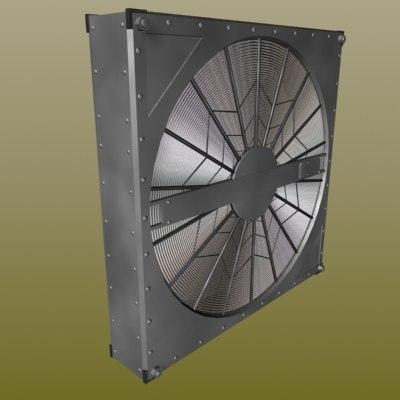 3d model of wheel heat