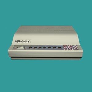 3d computer modem