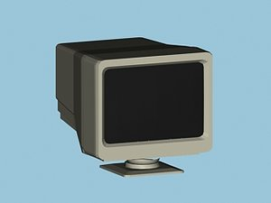 3d computer monitor