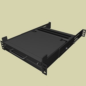 3d model monitor