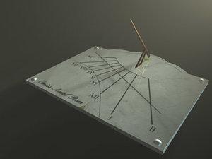meridian 3d model