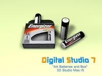 3d aa batteries