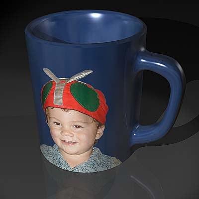 3ds max coffee mug