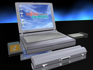 3d notebook portables