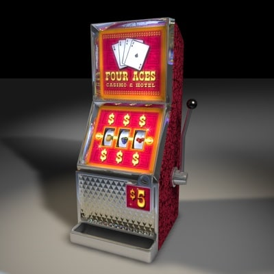 cinema4d slot machine