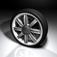 free c4d mode sport wheel