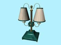 3d model lamp3