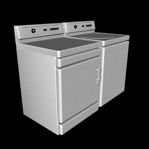 washer dryer max free