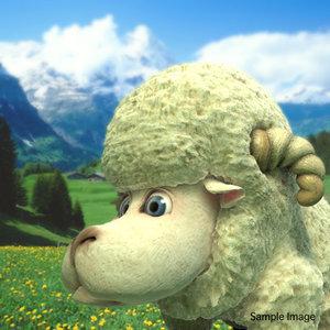 cinema4d sheep