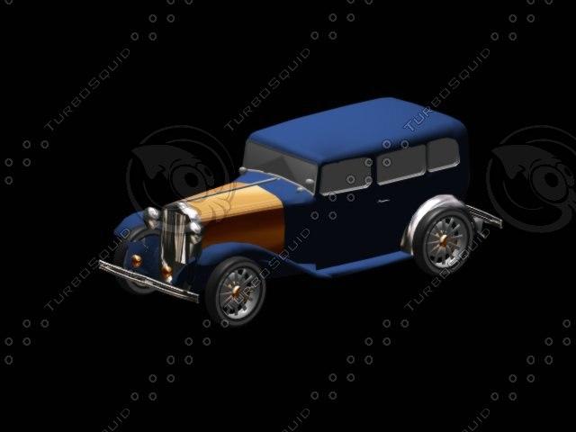 3d classic model