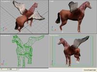 character fantasy 3d model