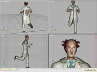 3ds max scientific doctor