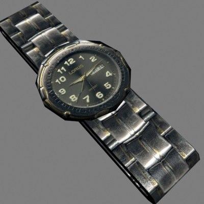 maya watch wristwatch