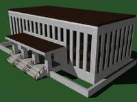 maya building administrative office
