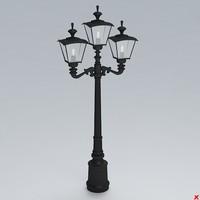 Lamp street001.ZIP
