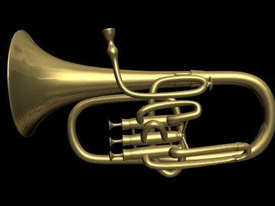 musical instrument baritone max
