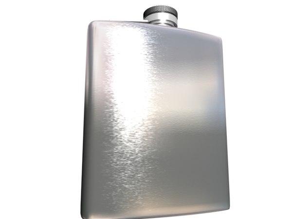 max metal flask
